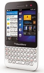 Buy Blackberry Q5 WHITE 8GB SMARTPHONE Rs.9,999 only at Ebay