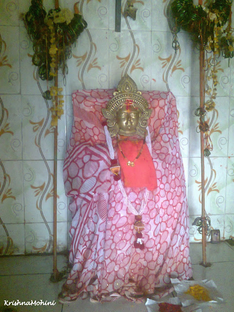 Image: Devi Maa in the form of Protector