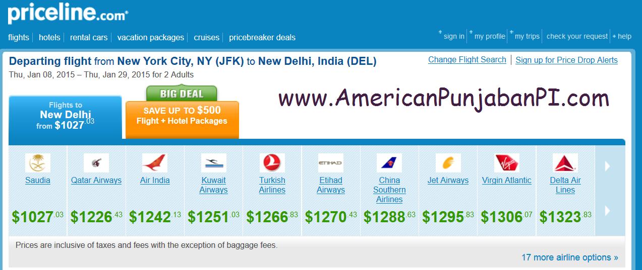 flight fares, airline fares, international travel