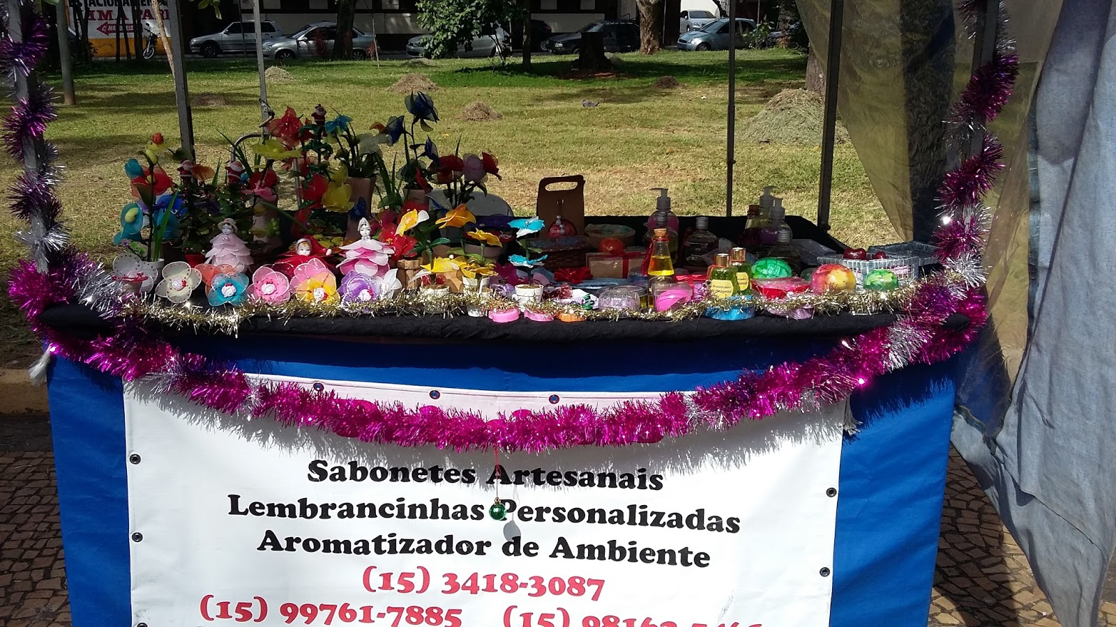 Armario Ropero Sinonimos ~ feira de artesanato em Sorocaba SABONETES HIDRATA