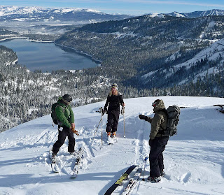 Snow totals enough for Tahoe resorts to open this week