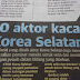 10 Aktor Korea kacak..