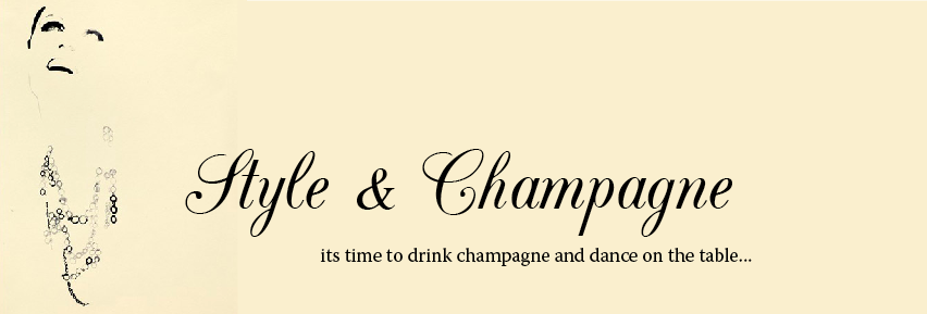style & champagne