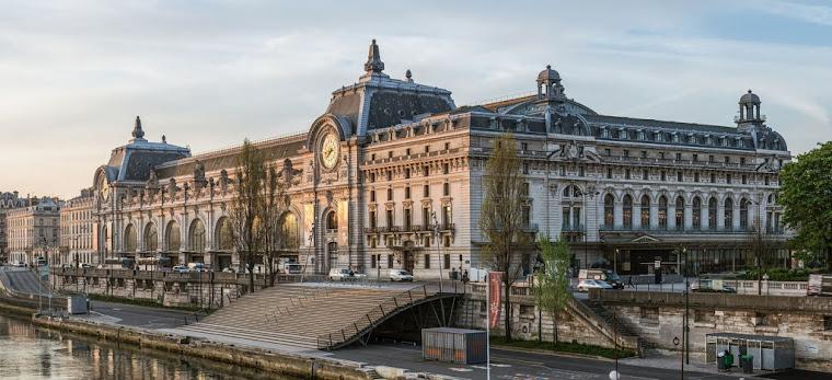 Museo Orsay de Paris, Francia.
