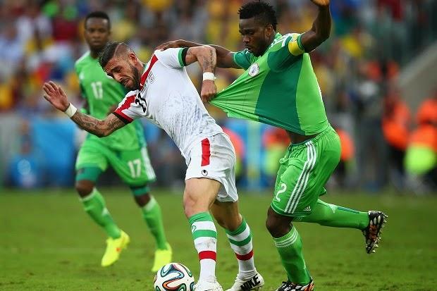 Iran vs Negeria Imbang 0-0
