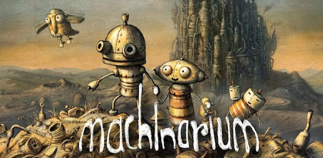 Download Machinarium Apk+Obb