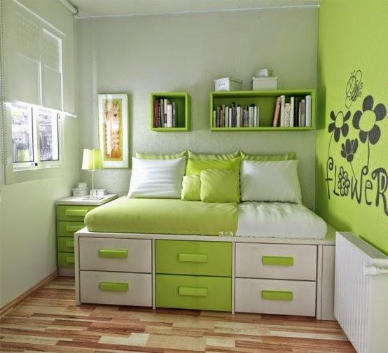 Conseils déco et relooking — Petites chambre à coucher:des idées ...