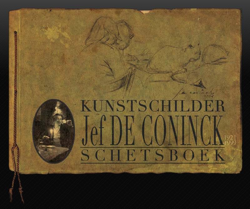 Kunstschilder Jef De Coninck 1921-1999