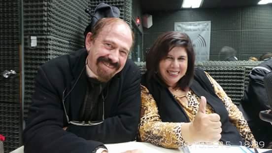 Periodista Celia Carnovale, Directora Consejo de Acción Social de Acción de Paz