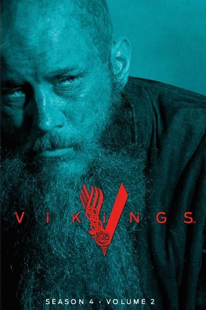 Vikings S04 All Episode [Season 4] Complete Dual Audio [Hindi+English] Download 480p