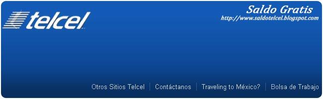 Saldo Gratis Telcel