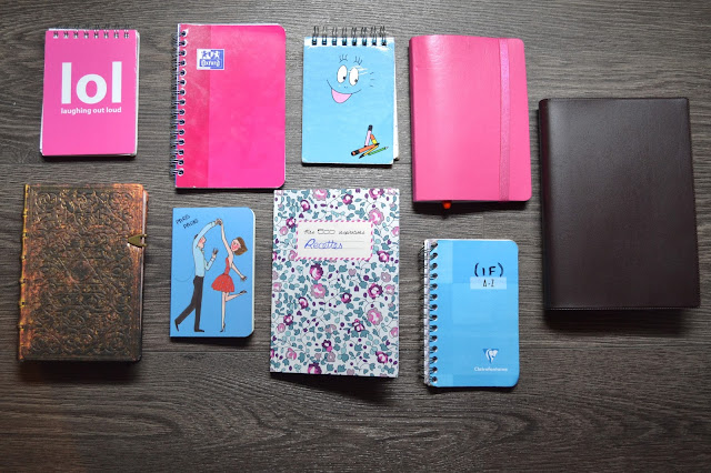 sunday'spicture, mes petits carnets, thelibrarianchic, blog, blog mode, paris