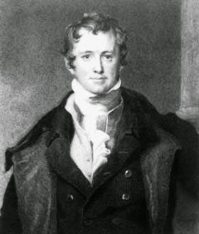 Famous Scientist Sir Humphry Davy  Images