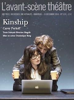 Programme de KINSHIP: disponible au théâtre, en librairie et en ligne