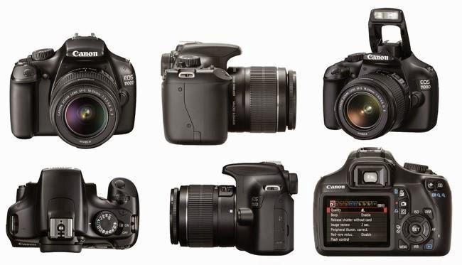 Harga kamera SLR canon