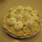 Seriously the best banana cream pie ever!