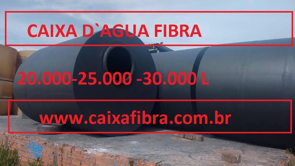 CAIXA D´AGUA EM FIBRA DE VIDRO -CAIXAFIBRA