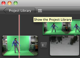 how to stop a movie saving on imovie