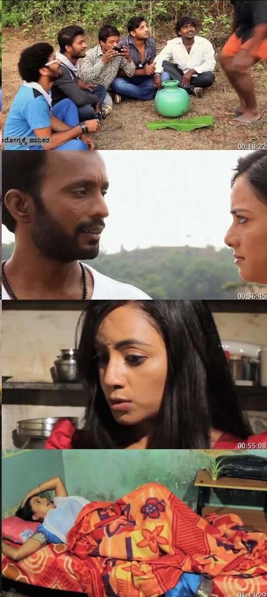 Saaya Returns 2015 Hindi Dubbed HDRip 480p