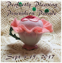 Perfectly Pleasing Pincushion Parade 2016