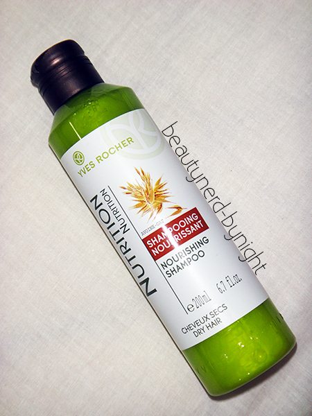 Yves Rocher Nourishing Shampoo for Dry Hair