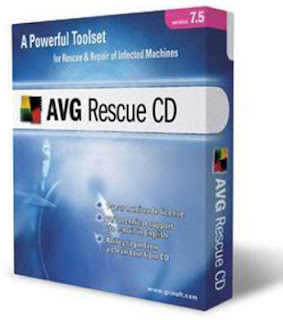 AVG Rescue CD 10.0.110314 Build 3732