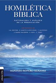 HOMILÉTICA BÍBLICA - ALFONSO ROPERO