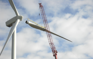 instalacion de turbinas eolicas