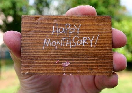 Anniversary itu Pertahun Kakak! | Monthaversary