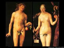 Adamo ed Eva di Albrecht Dürer (1570)