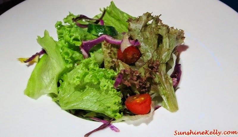 House Salad, iMiirage @ Ipoh SoHo, iMiirage, Ipoh soho, ipoh, soho, World's 1st Ambience Dining Experience