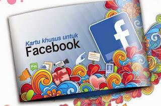 Kartu Facebook