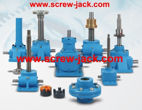 Motorized Screw Jack Factory And Manufacturers