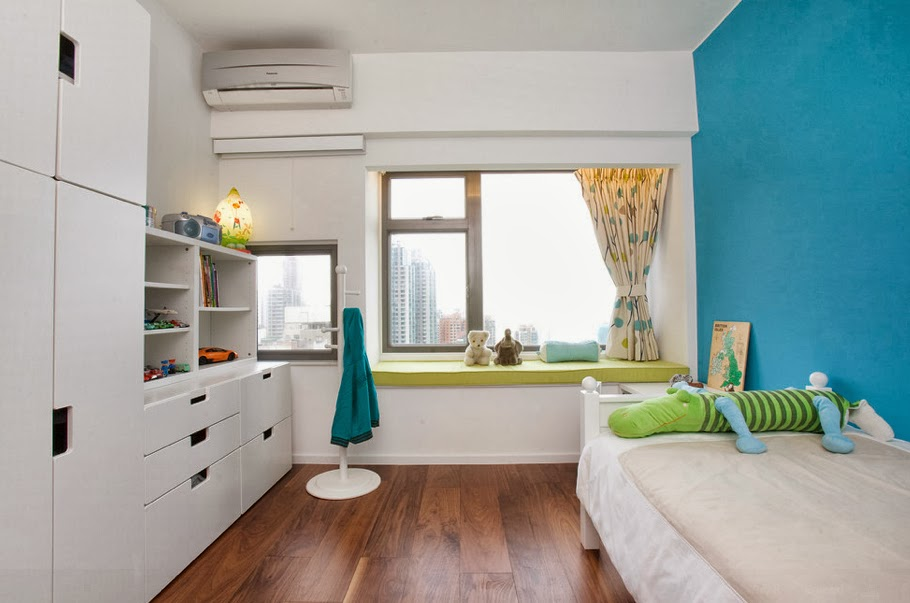 Residential air conditioning units for Jugendzimmer porta