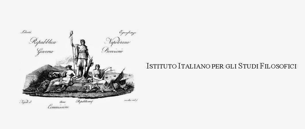 Sosteniamo l'Istituto Italiano per gli Studi Filosofici