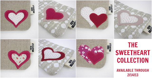 Valentine's Day Collection - Sew Beastly