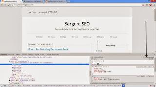 Belajar Cara Edit Template Blogger gambar 2