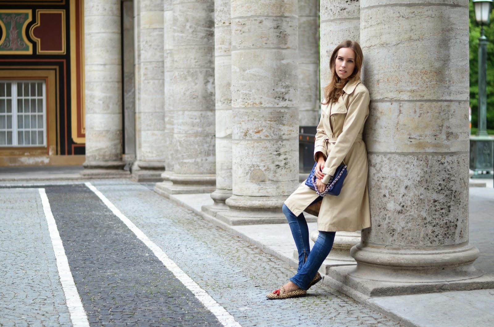 kristjaana mere beige trench coat wardrobe basic