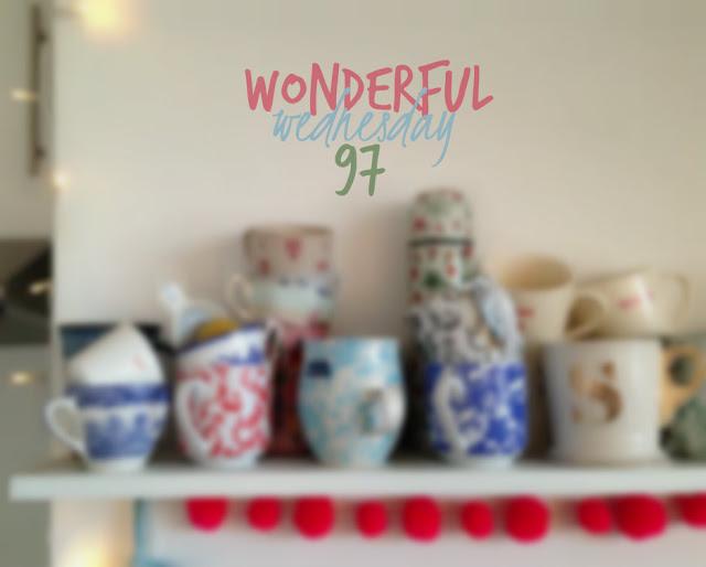 Wonderful Wednesday #97