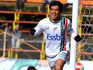 "goleador historico ""pato gol morales"""