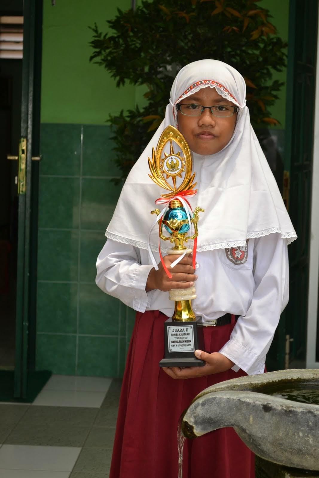 Juara Kaligrafi