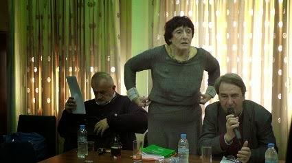 Η συνέντευξη τύπου της Πρωτοβουλίας Πολιτών για την κατάργηση του ΤΑΙΠΕΔ - 19.1.2015