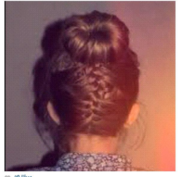 Sanggul modern cara sanggul rambut sendiri cara menyanggul rambut