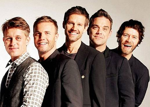 Take That - Boyband