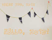 thank you, 2012...hello, 2013! Creativity Workshop