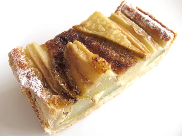 Boulangerie Dominique Saibron - Tarte aux poires