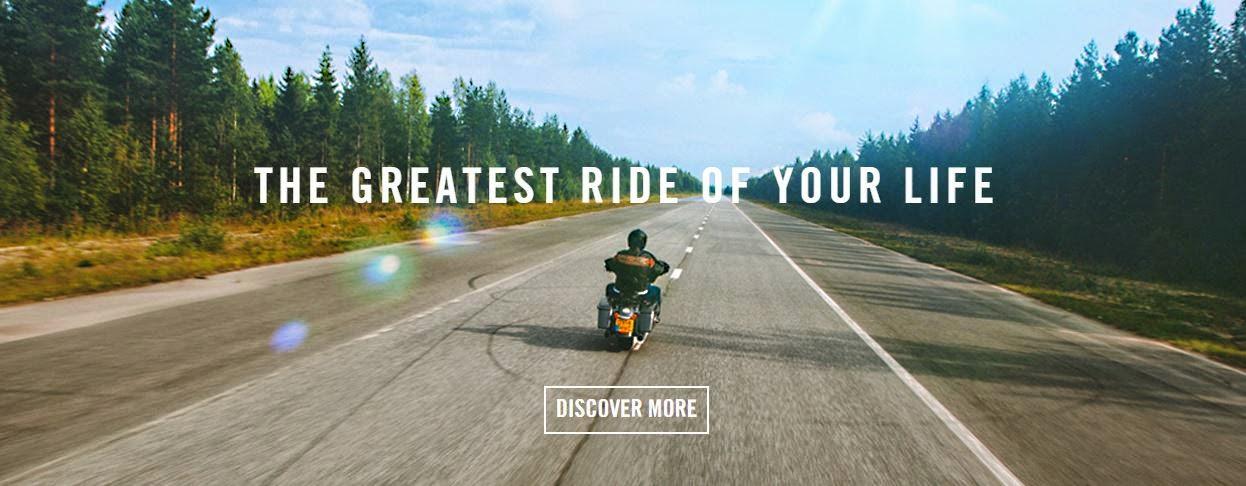 Harley-Davidson Discover More
