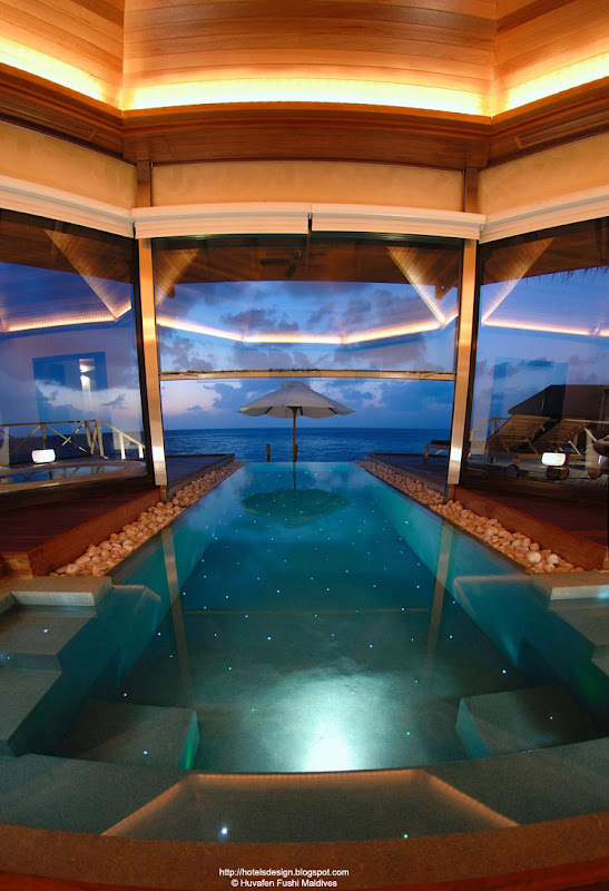 Très Les plus beaux HOTELS DESIGN du monde: Hôtel HUVAFEN FUSHI by  LG32