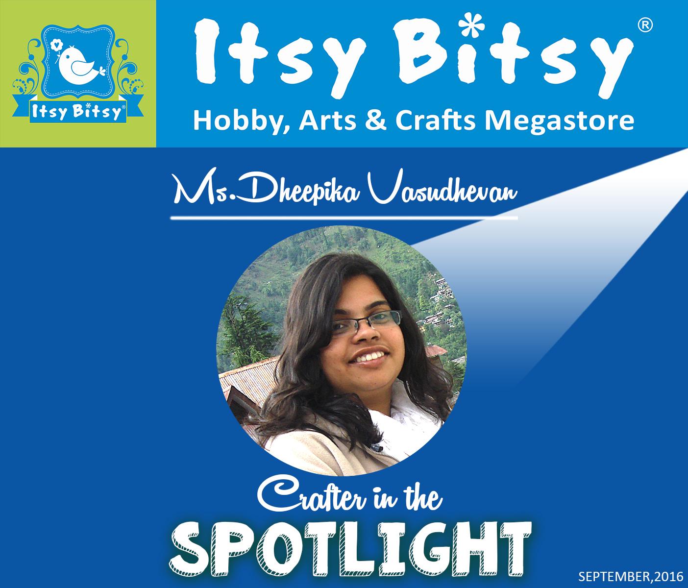 spotlight @ itsybitsy