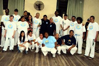 III Troféu Solidariedade - 08/11 - 19h - CTG Thomaz L. Osório - Homenagem e apresentação Capoeira